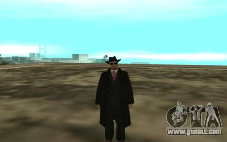 The BOSS for GTA San Andreas