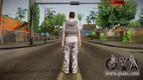 Skin Random Male 5 GTA Online for GTA San Andreas third screenshot