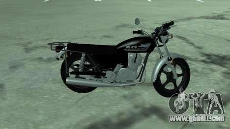 Moped alpha v.0.1 for GTA San Andreas