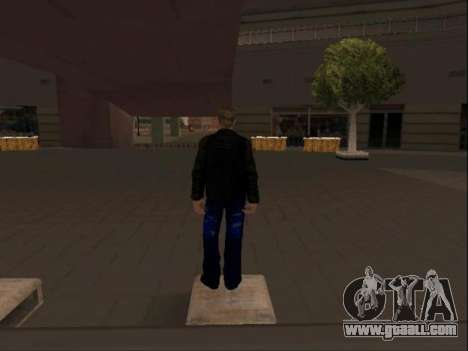 John Watson for GTA San Andreas