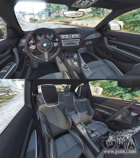 GTA 5 BMW M235i (F87) 69Works [add-on] front right side view