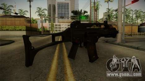HK G36C v3 for GTA San Andreas third screenshot