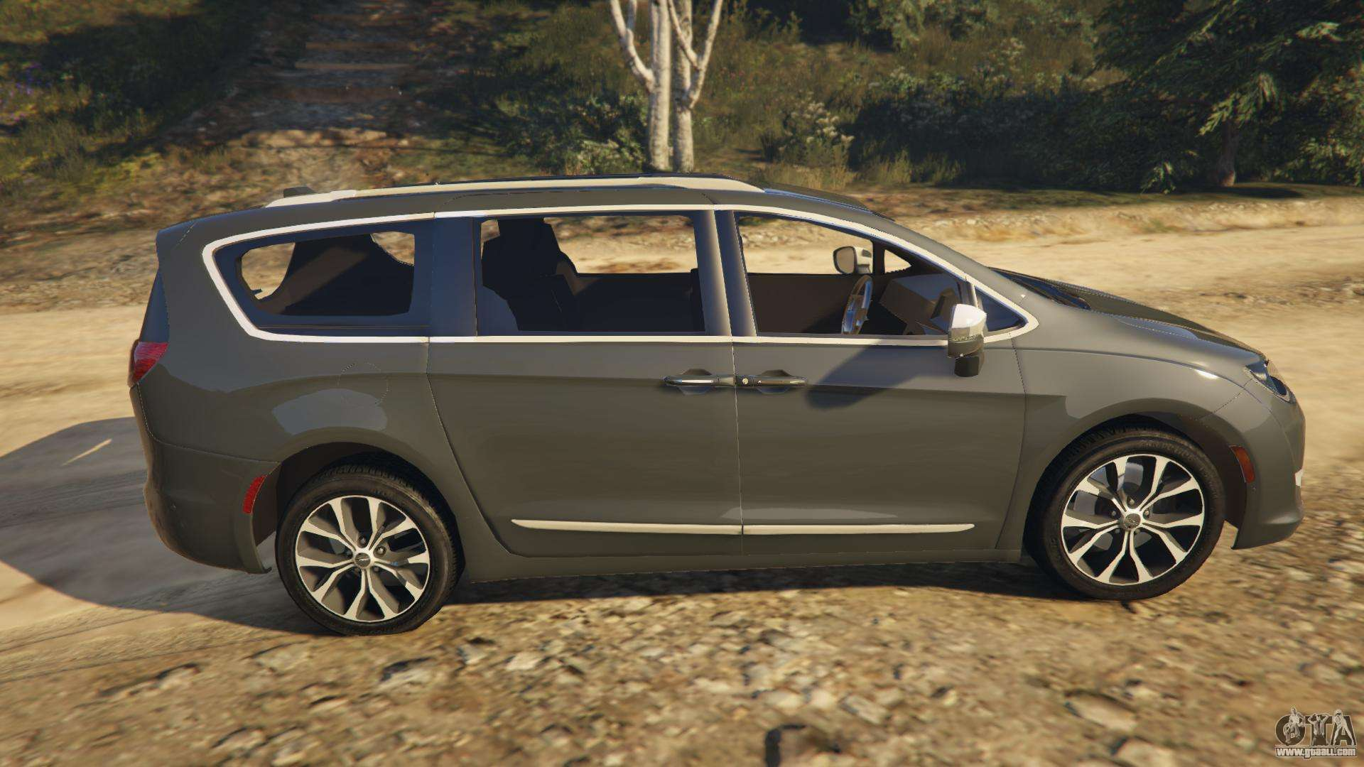 chrysler pacifica limited 2017 for gta 5. Black Bedroom Furniture Sets. Home Design Ideas