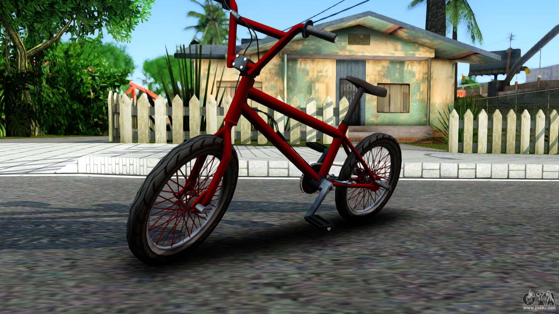 Bicycles For Gta San Andreas With Automatic Installation Free