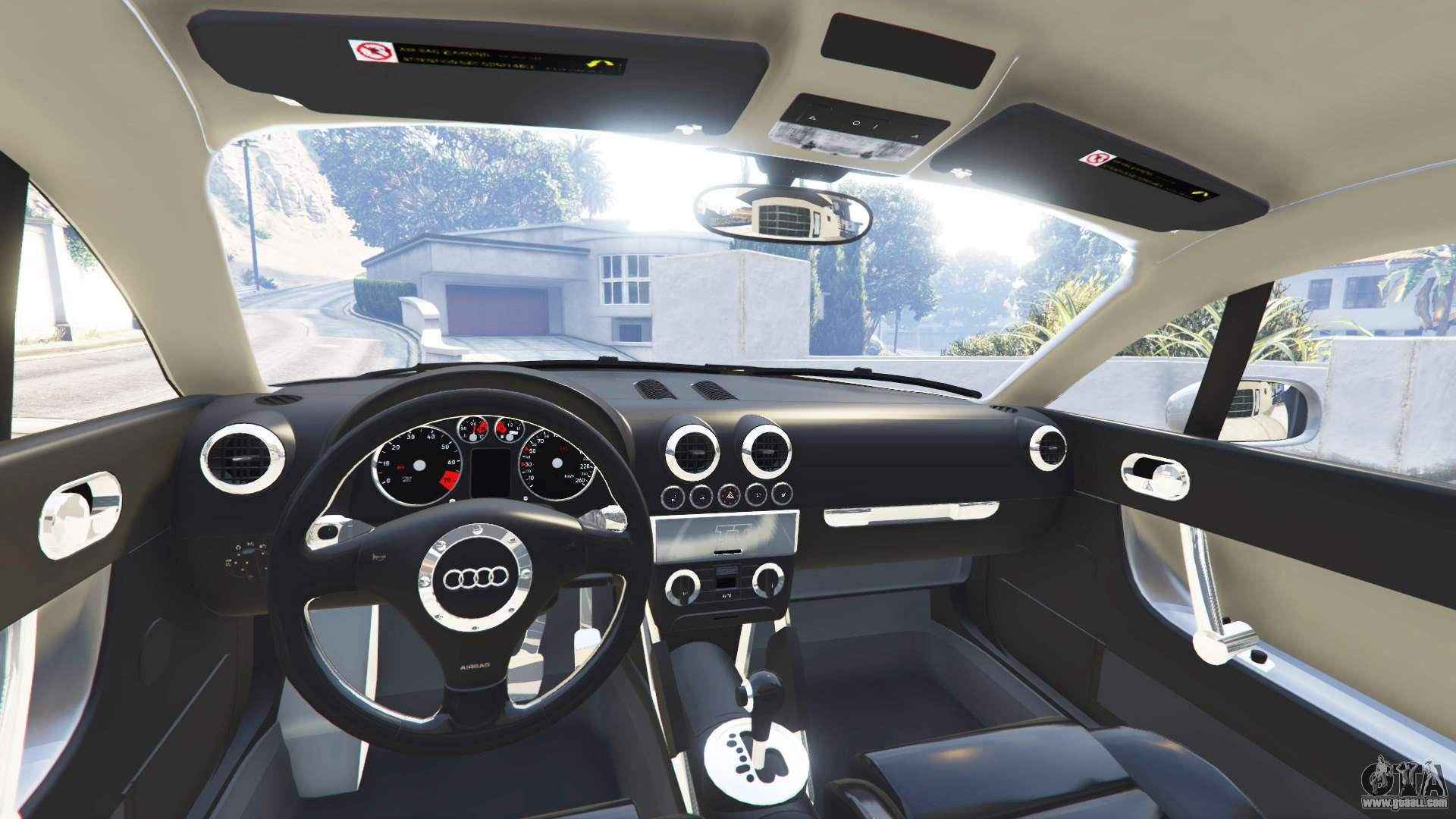 audi tt 8n 2004 v1 1 replace for gta 5. Black Bedroom Furniture Sets. Home Design Ideas