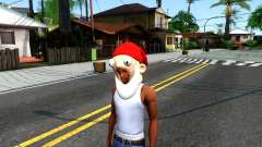 Gnome Mask From The Sims 3 for GTA San Andreas