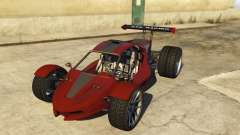 Raptor Car v2 for GTA 5