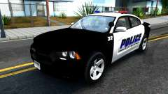 Dodge Charger Rittman Ohio Police 2013 for GTA San Andreas