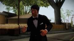 Dead Rising 3 - Nick in a Tuxedo for GTA San Andreas