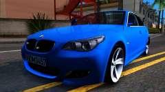 BMW E60 520D M Technique for GTA San Andreas