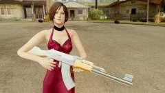 Resident Evil 6 - Ada Dress for GTA San Andreas