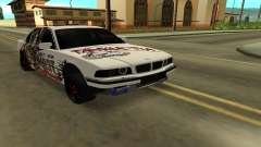 BMW 7 Series E38 for GTA San Andreas