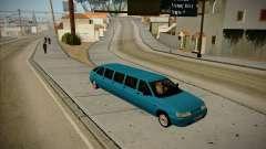 VAZ 2112 Odinnadtsatoye for GTA San Andreas