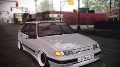 ВАЗ 2114 SamaraStance for GTA San Andreas