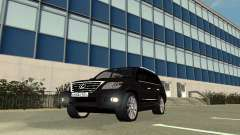 Lexus LX 570 2011 for GTA San Andreas