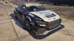 Audi TT cup 2015 for GTA 5