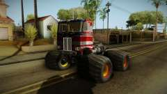 Peterbilt Monster Truck for GTA San Andreas