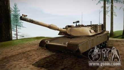 Abrams Tank for GTA San Andreas
