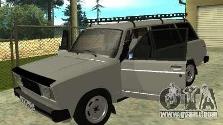 VAZ 2104 Krasnoyarsk for GTA San Andreas