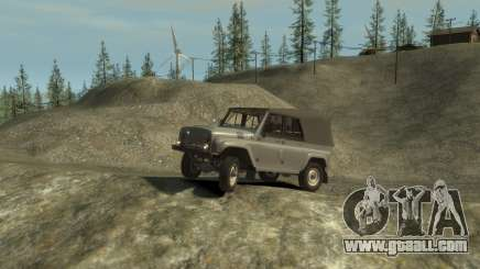 УАЗ 469 (Paul Black prod.) for GTA 4