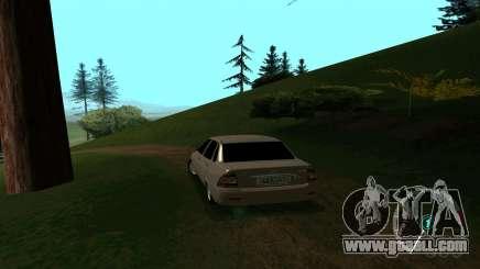 Forza Horizon 3 Speedometer for GTA San Andreas