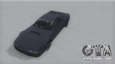 Cheetah Winter IVF for GTA San Andreas