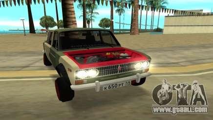 VAZ 2103 BATTLE CLASSIC for GTA San Andreas
