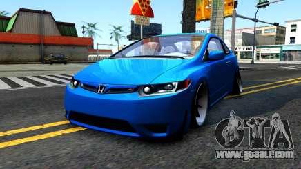 Honda Civic Si for GTA San Andreas