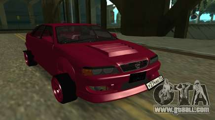 Toyota Chaser Sport for GTA San Andreas