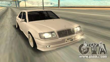 Mercedes-Benz 200 for GTA San Andreas