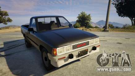 Nissan Datsun 1985 for GTA 5