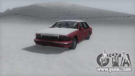 Premier Winter IVF for GTA San Andreas