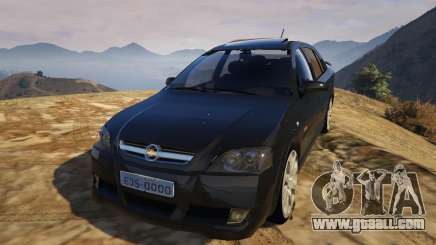 Chevrolet Astra GSI 2.0 16V for GTA 5