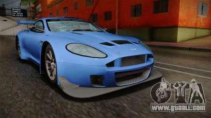 Aston Martin Racing DBRS9 GT3 2006 v1.0.6 for GTA San Andreas