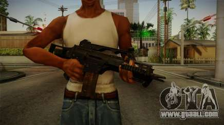 HK G36C v3 for GTA San Andreas