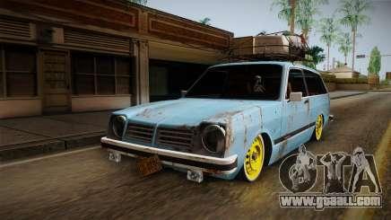 Chevrolet Marajo for GTA San Andreas