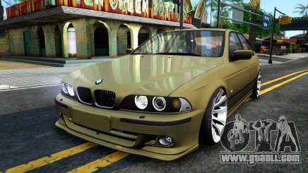 BMW 530D E39 for GTA San Andreas