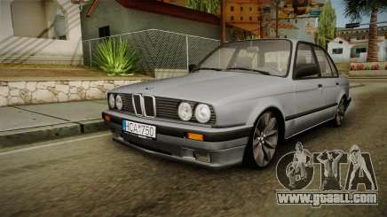 BMW M3 E30 Edit v1.0 for GTA San Andreas