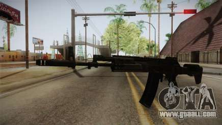 Call of Duty Ghosts - AK-12 for GTA San Andreas