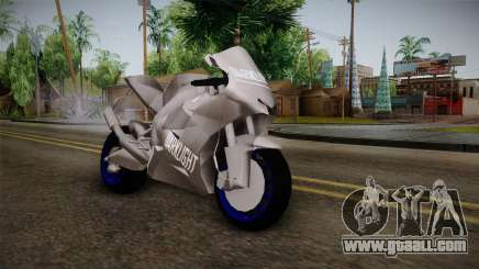 Dark Light Motorcycle for GTA San Andreas