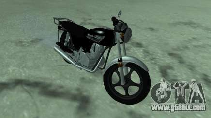 Moped alpha v.0.1 for GTA San Andreas