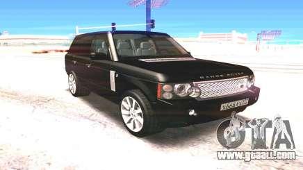Land Rover 2010 for GTA San Andreas
