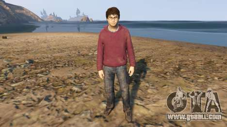 GTA 5 Harry Potter Update