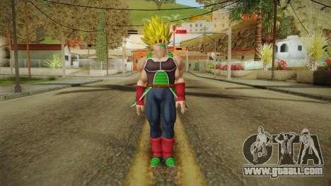 Dragon Ball Xenoverse - Bardock SSJ for GTA San Andreas second screenshot