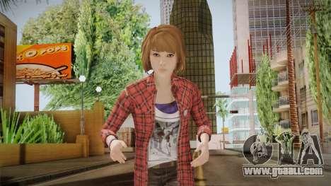 Life Is Strange - Max Caulfield Amber v2 for GTA San Andreas