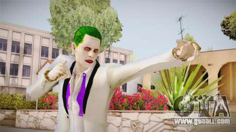 Joker White Suit 2.0 for GTA San Andreas
