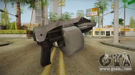 GTA 5 DLC Bikers Weapon 2 for GTA San Andreas