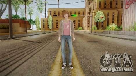 Life Is Strange - Max Caulfield EP1 v2 for GTA San Andreas second screenshot
