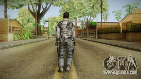 Syphon Filter Gabriel Logan v2 for GTA San Andreas