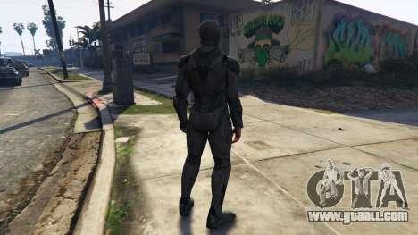 GTA 5 Robocop third screenshot